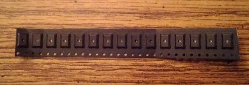 Lot of 15: Texas Instruments SN74LVCH16T245ZQLR