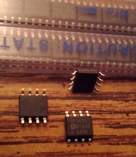 Lot of 119: Analog Devices OP249GSZ