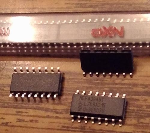 Lot of 137: Philips/NXP HEF4094BT