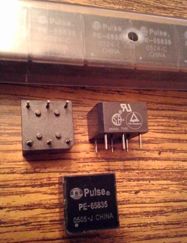 Lot of 15: Pulse PE-65835