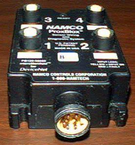 Namco PB120-40200 ProxBlox Pic 2