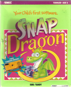 Lot of 2: Children's Software Games: Digby's Adventures and Snap Dragon  Pic 2
