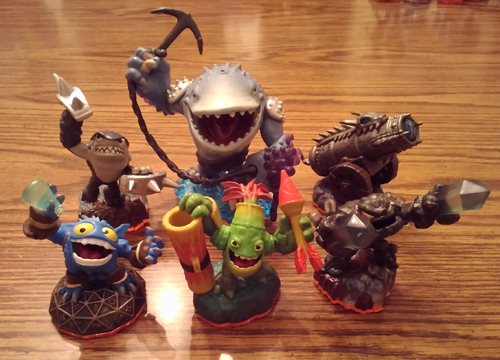 Skylanders: Giants PS3 Bundle Pic 3