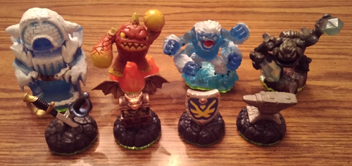 Skylanders: Spyro's Adventure PS3 Bundle Pic 3