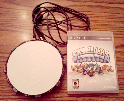 Skylanders: Spyro's Adventure PS3 Bundle Pic 5