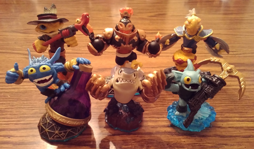 Skylanders: Swap Force Bundle Pic 1