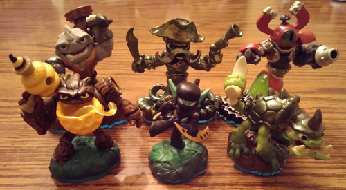 Skylanders: Swap Force Bundle Pic 2