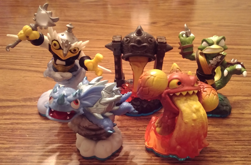 Skylanders: Swap Force Bundle Pic 3