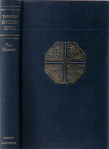 THE NEW ENGLISH BIBLE :: 1961 HB