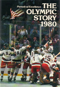 PURSUIT OF EXCELLENCE: THE OLYMPIC STORY 1980 :: HB