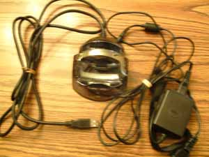 Dell Axim Pocket PC with Charger   Pic 2