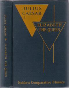 JULIUS CAESAR & ELIZABETH THE QUEEN :: 1954 HB
