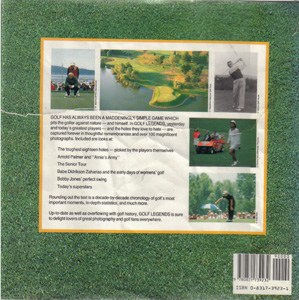 GOLF LEGENDS :: 1988 HB w/ DJ  Pic 2
