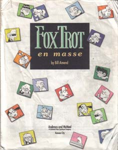Lot of 2 FOXTROT Books Pic 1