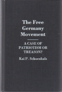 THE FREE GERMANY MOVEMENT :: 1989 HB