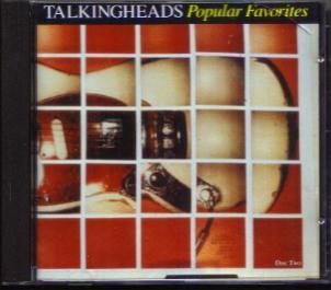 TALKING HEADS :: Popular Favorites CD Pic 1