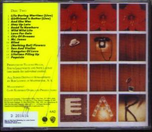 TALKING HEADS :: Popular Favorites CD Pic 2