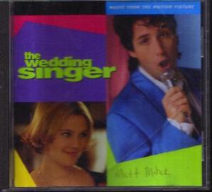 Wedding Singer :: Assorted Artists CD Pic 1